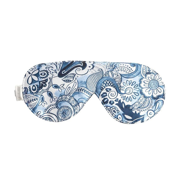 Delft Blue Sleep Mask