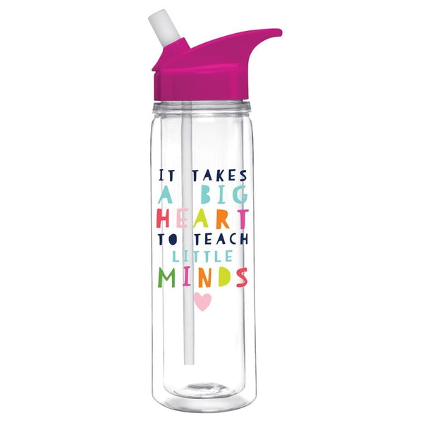 It Takes A Big Heart To Teach Little Minds Drink Tumbler