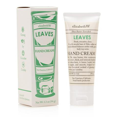 Leaves Hand Cream