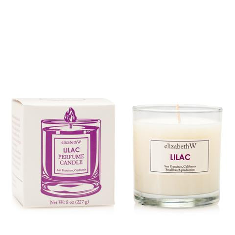 Lilac Perfume Candle