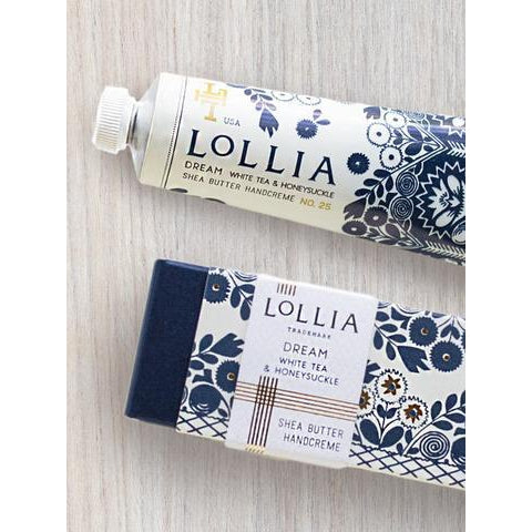 Lollis 'Dream' Shea Butter Hand Creme