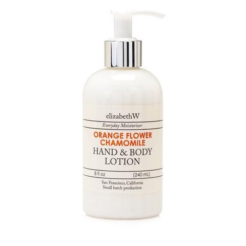 Orange Flower Chamomile Hand & Body Lotion