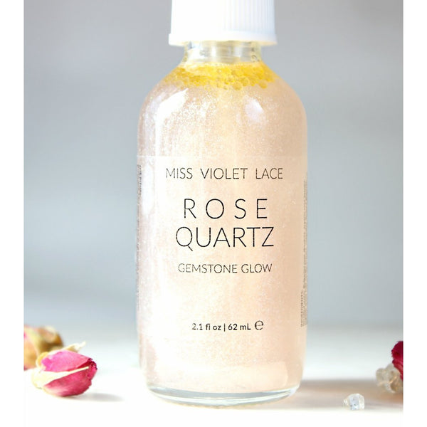 Rose Quartz Shimmer Water