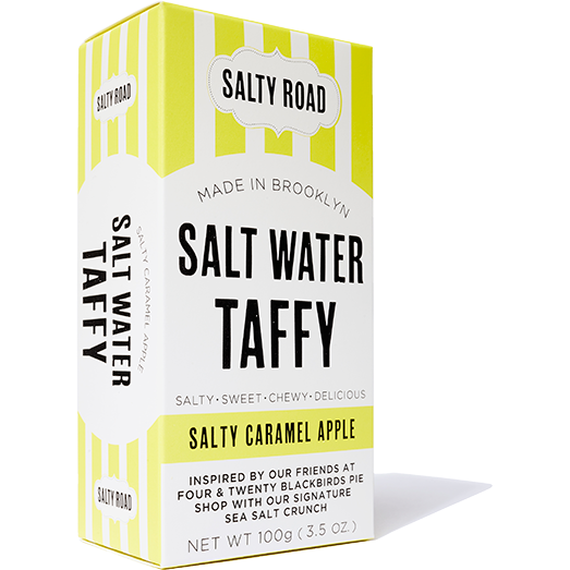 Salty Road Salty Caramel Apple Taffy