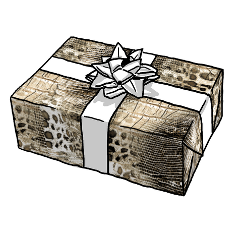 EXOTIC BLEND GIFT WRAP