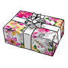 Spring Floral Butterfly Gift Wrap