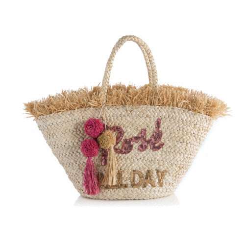 Rose' All Day Tote