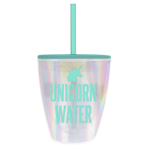 Unicorn Water Tumbler