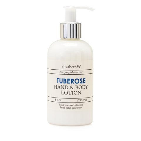 Tuberose Hand & Body Lotion