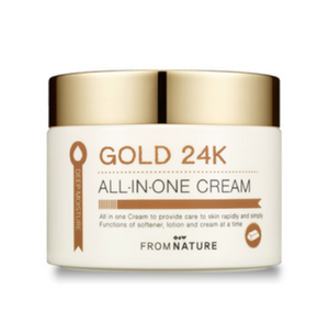 From Nature 24kGold All In One Face Cream