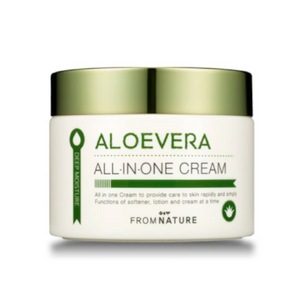 From Nature Aloe Vera All In One Face Cream