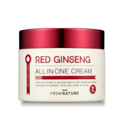 From Nature Red Ginseng All In One Face Cream