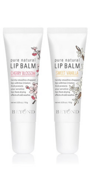 Beyond Pure Natural Eco Lip Balm Treatment
