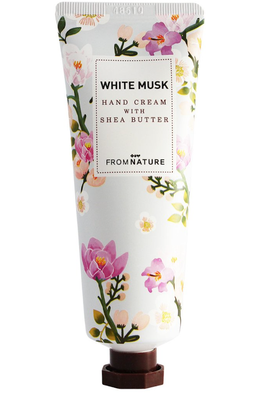 From Nature Shea Butter Hand & Nails Cream