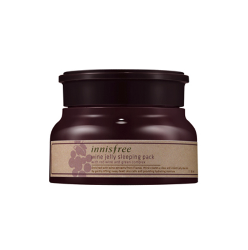 Innisfree Wine Extract Jelly Sleep Pack