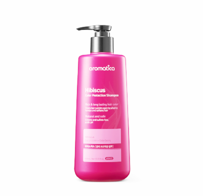 Aromatica Hibiscus Colour Protection Shampoo