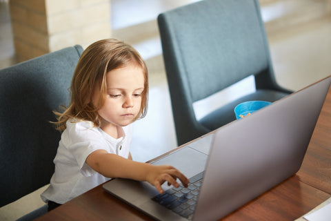 Nine truisms about kids and computers