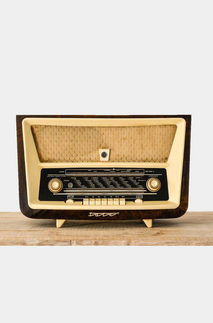 Vintage Bluetooth Speakers - ZKR - 1958