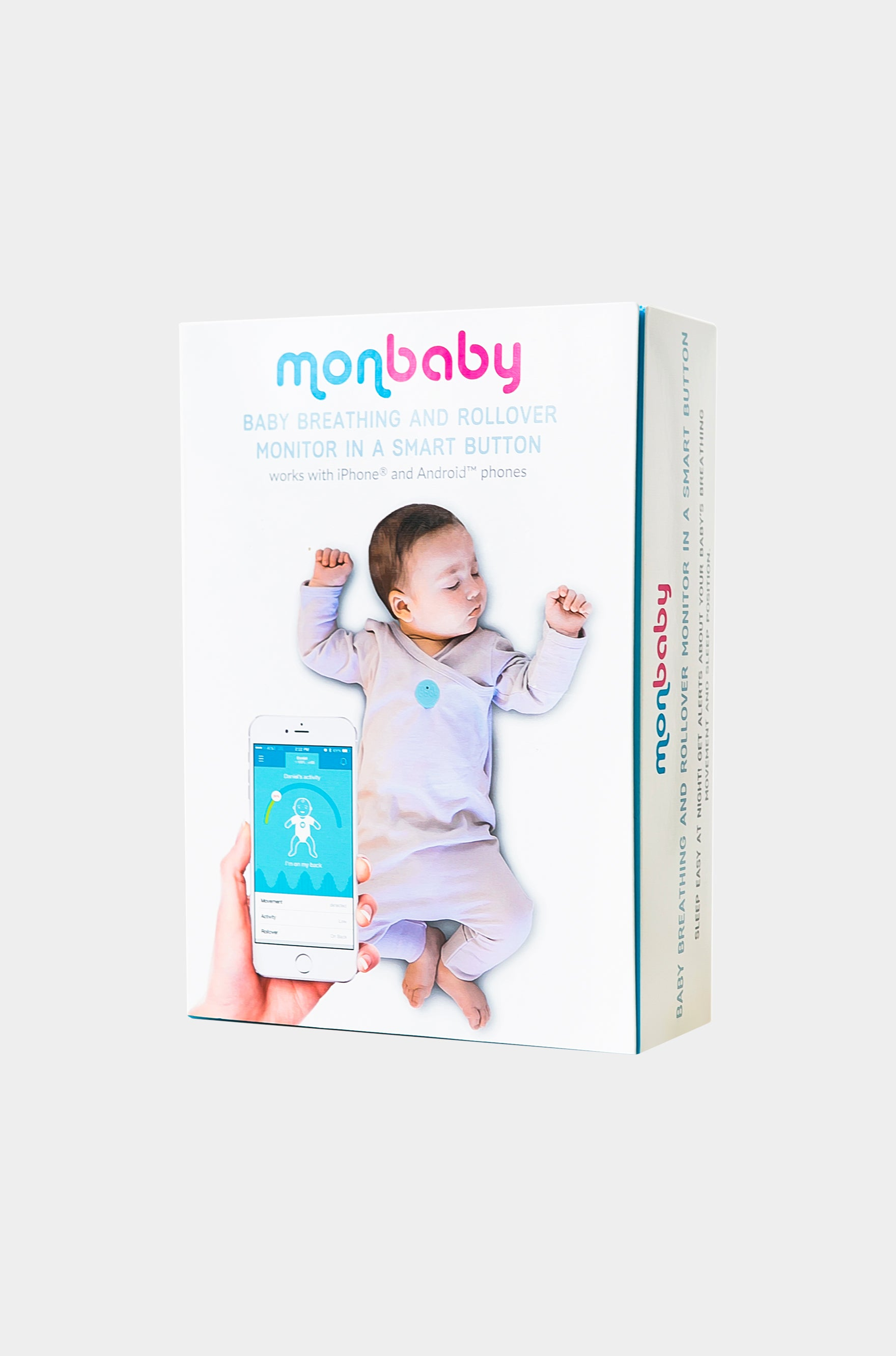 MonBaby Smart breathing Monitor