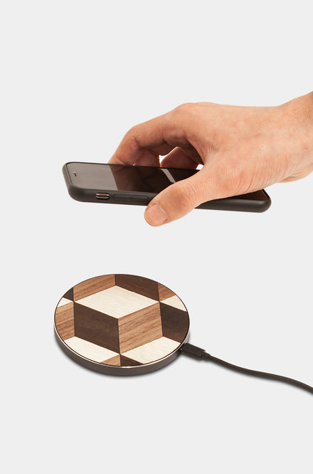 Wood'd Wireless Chargers I