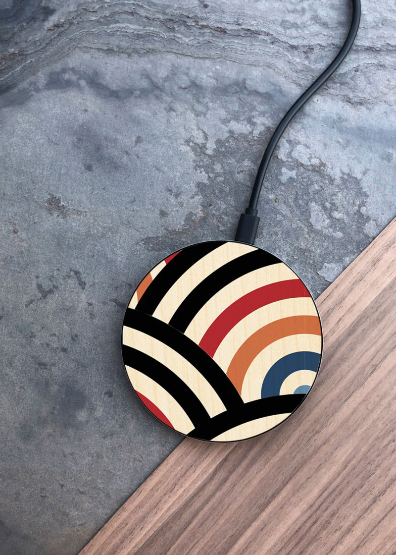 Wood'd Wireless Chargers II