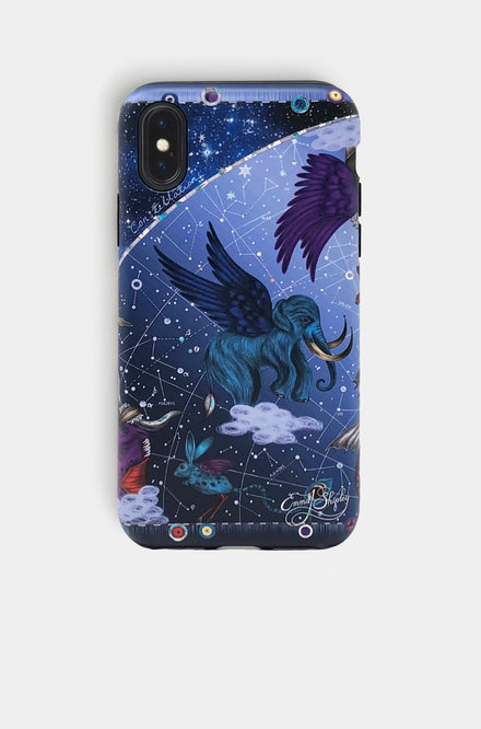 Constellation Blue Phone Case