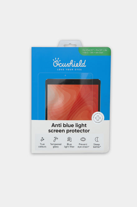 Anti blue light screen protector - iPad