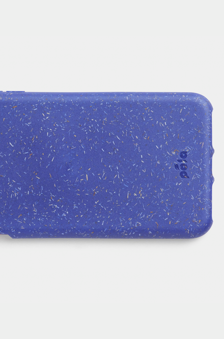 Plastic-free Phone Case - Blue