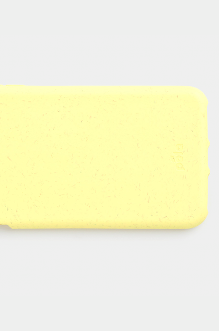 Eco Friendly Phone Case - Sunshine Yellow  | Soda Says