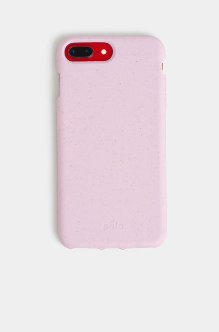 Pela Plastic-free Phone Case - Rose Quartz