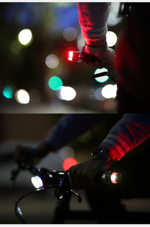 Winglights 360 Mag Indicators For Bicycles