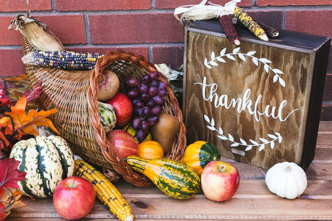 Thanksgiving Products at Dragonfly Cake Supply