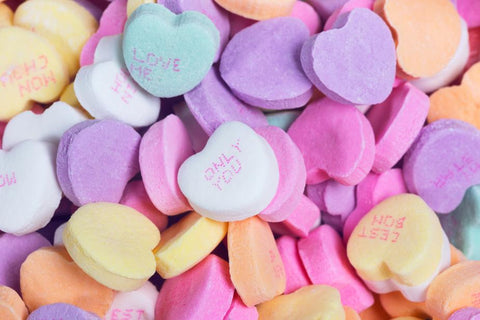Valentine's Day Products at Dragonfly Cake Supply