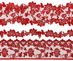 Eternity Cake Lace Mat