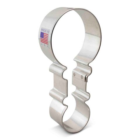 Rattle Cookie Cutter