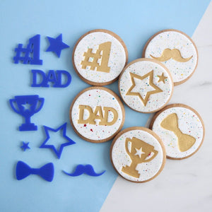 SWEET STAMP ELEMENTS - #1 Dad