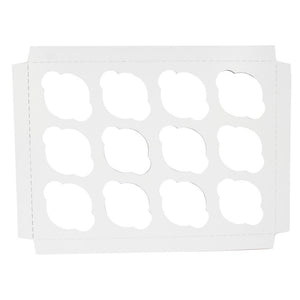 Inserts for Cupcake Boxes - 12 Regular