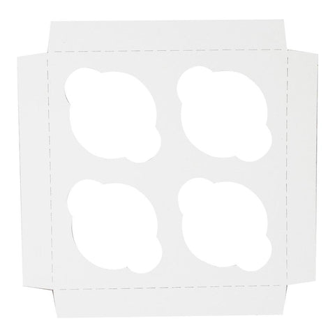 Inserts for Cupcake Boxes - 4 Regular