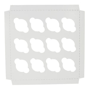 Inserts for Cupcake Boxes - 12 Mini