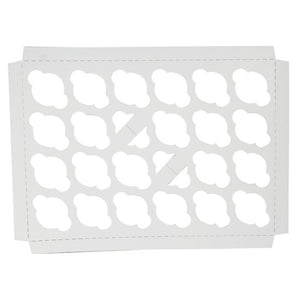 Inserts for Cupcake Boxes - 24 Mini