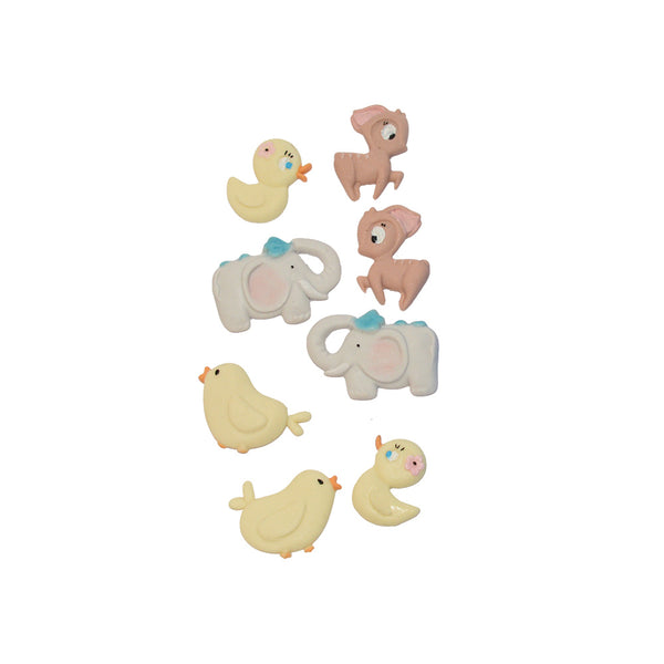 Baby Animals Silicone Mould