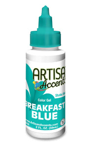 Artisan Accents Gel Color - Breakfast Blue