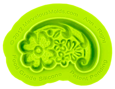 Ann Right Lace Mold