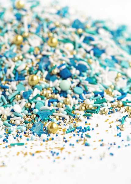 BEACH GLASS - Twinkle Sprinkle Medley - 8oz