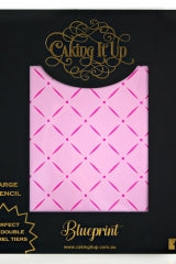 Stencil - Caking It Up - Blueprint