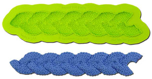 Braided Knit Border Mold
