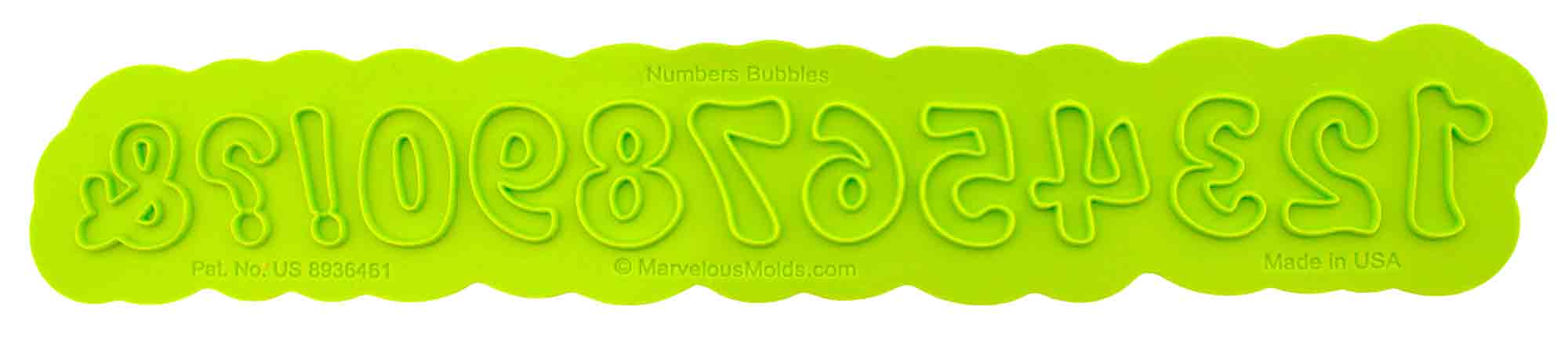 Bubble Numbers Flexabet™