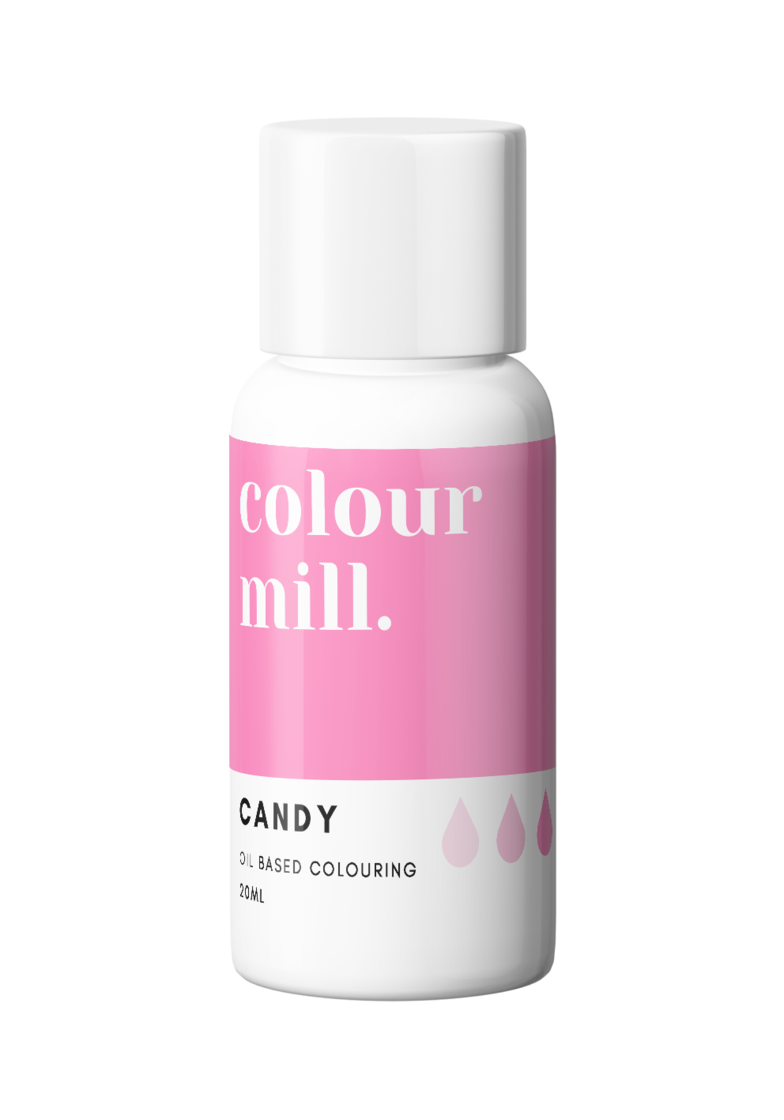 Oil Based Colouring - Colour Mill - Candy 20ml