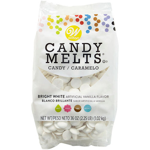 Candy Melts - Bright White 12oz