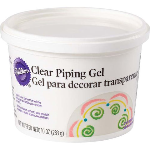Clear Piping Gel - Dragonfly Cake Supply, Alberta, Canada